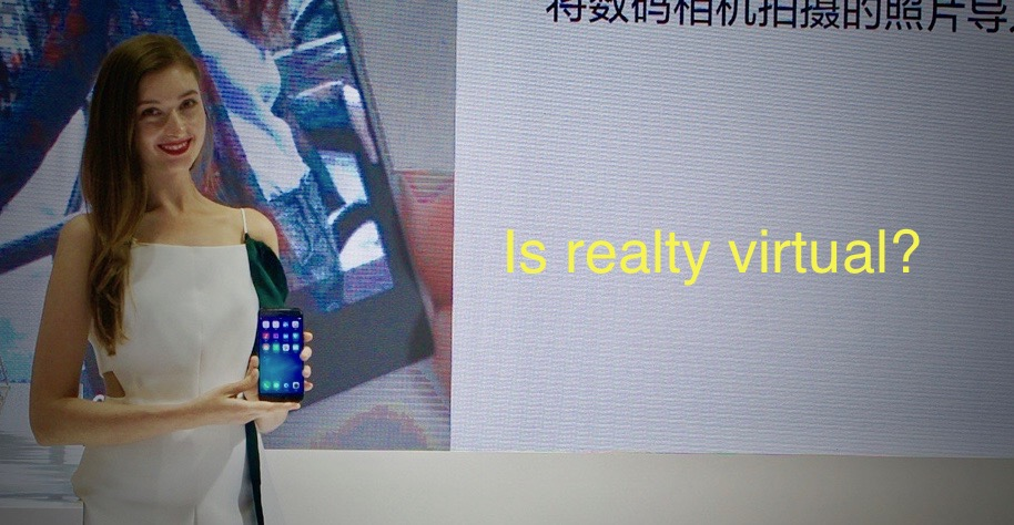All reality is virtual - MWC上海