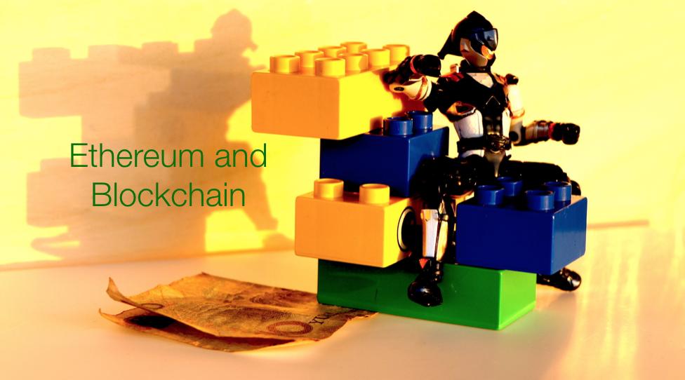 イーサリアムとブロックチェーン